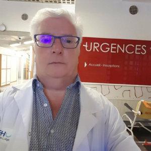 Lucien Bodson - Anésthésiste-réanimateur